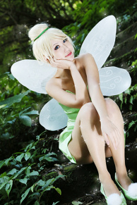 "Disney ""Peter Pan "" -Tinker Bell ◎HIKO"