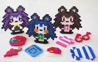 Animal-Crossing-Jump-Out -ABLE SISTERS-