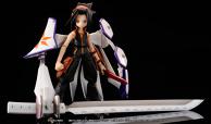 """""""RIO:Bone Shaman King Asakura Yoh & Kobakushiki O.S. Byakko"""" Figure"""