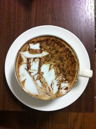 latte art ~zenigata~
