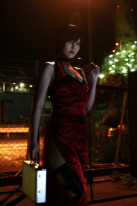 Resident Evil 4-Ada Wong