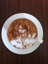 latte art ~ellen titan Ver. ~