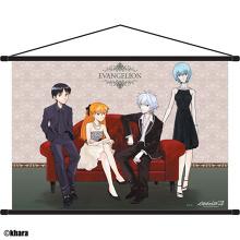 "Rebuild of Evangelion Tapestry ""Formal Wear"""