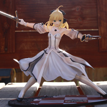 Good Smile Company – Fate/Unlimited Codes – Saber Lily Golden Caliburn- 1/7 PVC Figure