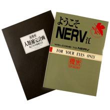Rebuild of Evangelion Notebook Set
