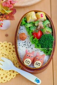 Neighbor of Totoro Bento