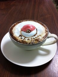 latte art ~Monster ball~