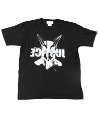 "Zetman x Mangart Beams T - ""Another Justice"" Tee"