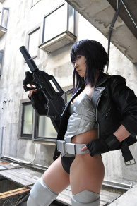Motoko Kusanagi / Ghost in the Shell: S.A.C.