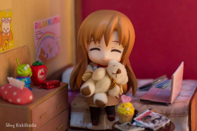 Asuna Figure Cute