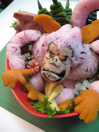 Bazuzu Bento (Dragon Quest Monster)