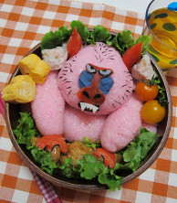 Bibabango Bento (Dragon Quest Monster)