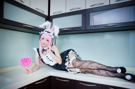 Super Sonico Maid ver. 01