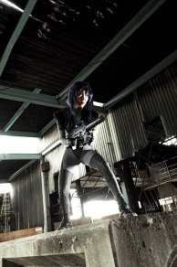 GHOST IN THE SHELL S.A.C ; Motoko Kusanagi