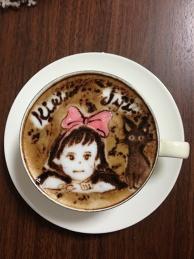 latte art~Kiki&Jiji~