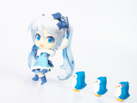 Snow Miku : Fluffy Coat Ver.