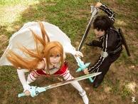 Sword Art Online : Kirito - Asuna (Onnies,Pure)