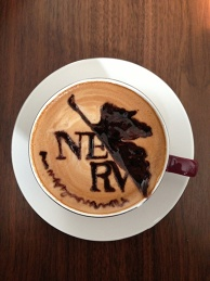 latte art~NERV~