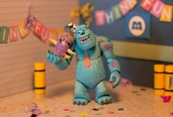 Sulley and Boo: Think Funny