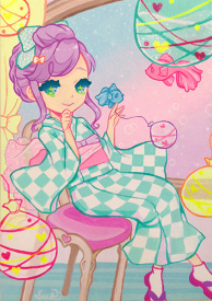 Dreamy Water Balloon♡