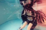 Hatsune Miku BLACK★ROCK SHOOTER / UNDER WATER