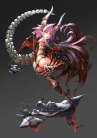 Demon girl1