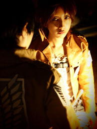 Attack on Titan / Eren Jaeger Cosplay