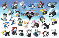 Chi's Sweet Home + Kingdom Hearts =