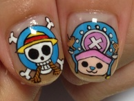 ONE PIECE. ITA-nail