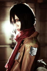 Mikasa Ackerman 【Attack on Titan】