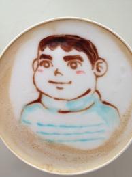 Clean Gian@Doraemon