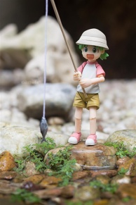 Yotsuba and Fishing