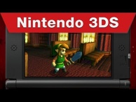 "Nintendo 2DS and 3DS ""The Legend of Zelda: A Link Between Worlds"" Trailer Revealed!"