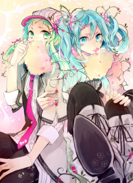 MIKU and GUMI