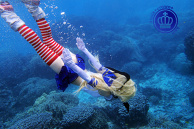 Shimakaze / Under Water