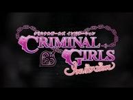 "PV of PS Vita ""Criminal Girls Invitation"" Revealed!"