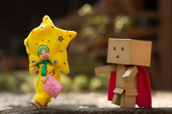 Yotsuba and Danbo's Trick or Treat