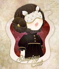 Sleeping Cat SHIRO