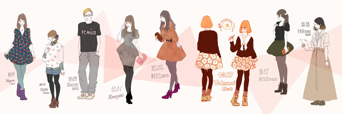 How to draw fashion clothing
