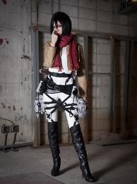 Mikasa Ackerman 【Attack on Titan】