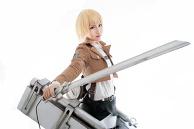 Shingeki no Kyojin - Armin Arlert