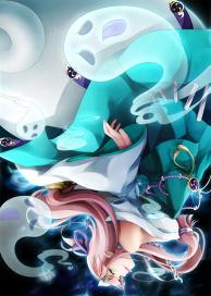 Sayoko illust. - Kuro-e Challenge