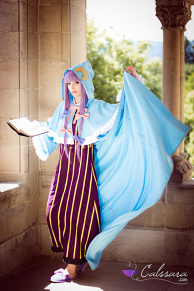 Patchouli Knowledge (Touhou / Touhouvania) Cosplay by Calssara