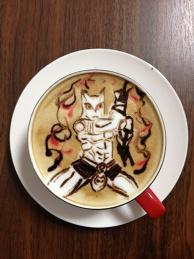 latte art~jojo~
