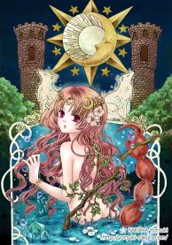 Tarot -moon-