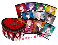 """The New Prince of Tennis"" and ""Diabolik Lovers More, Blood"" Chocolate Crunch"