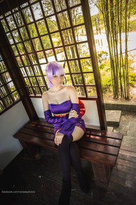 Dead or Alive | Ayane 01