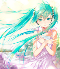 Miku and a Love Letter