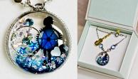 【PUELLA MAGI MADOKA MAGICA】 Sayaka motif accessories