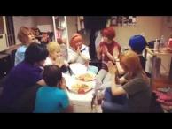ST☆RISH Backstage Scene